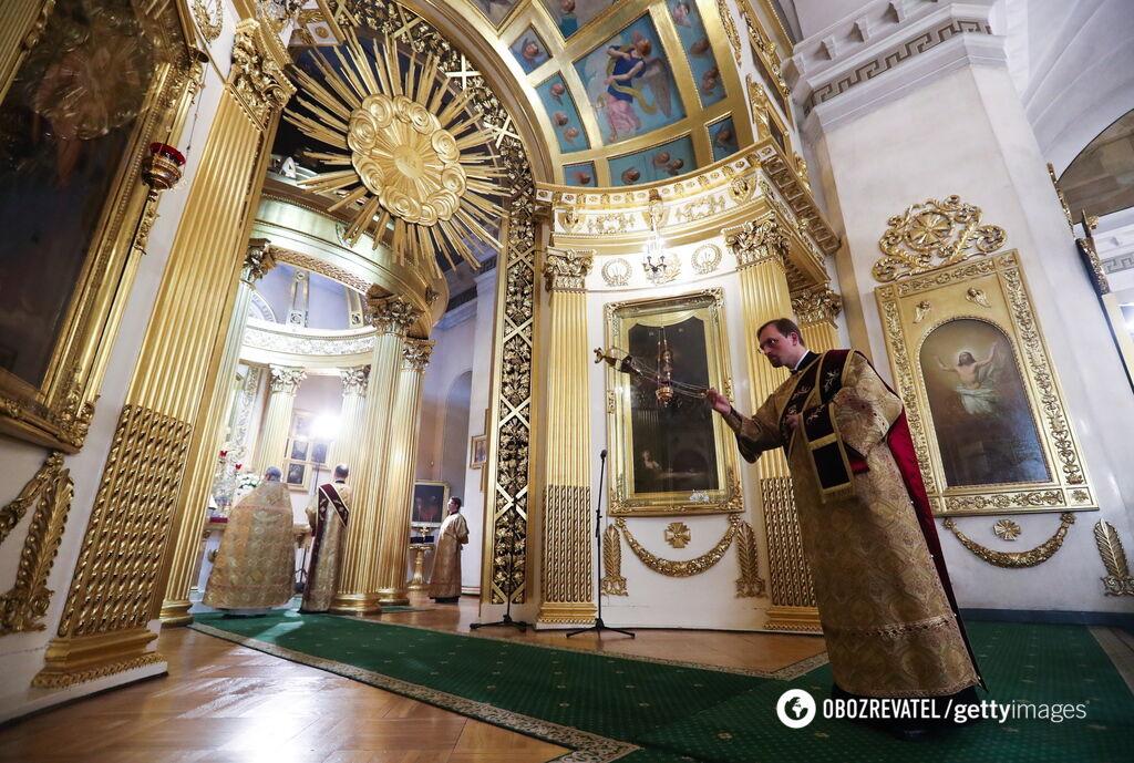 Русская церковь без Томоса: по РПЦ нанесен тройной удар