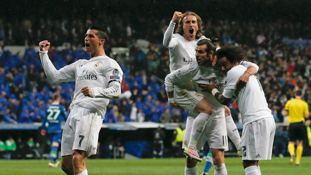 """Мадридский """"Реал"""" трижды побеждал в Межконтинентальном кубке"""