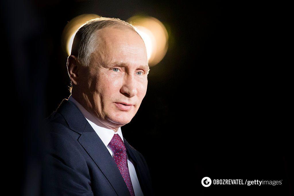 Коллективное помешательство на Путине