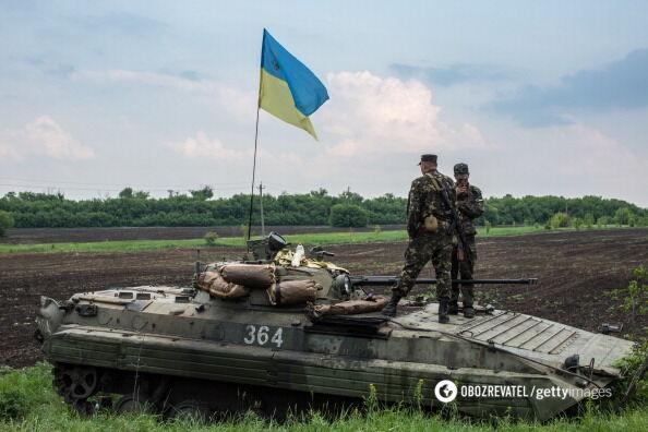 Ветеран предложил радикально решить вопрос Донбасса