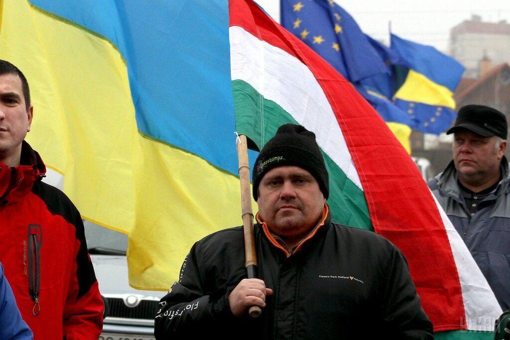 Москаль розповів про спроби відірвати Закарпаття від України