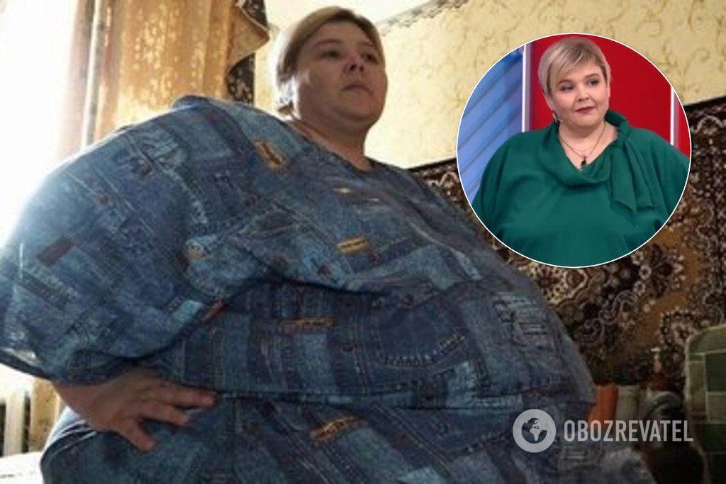 наталья руденко похудела фото до и после