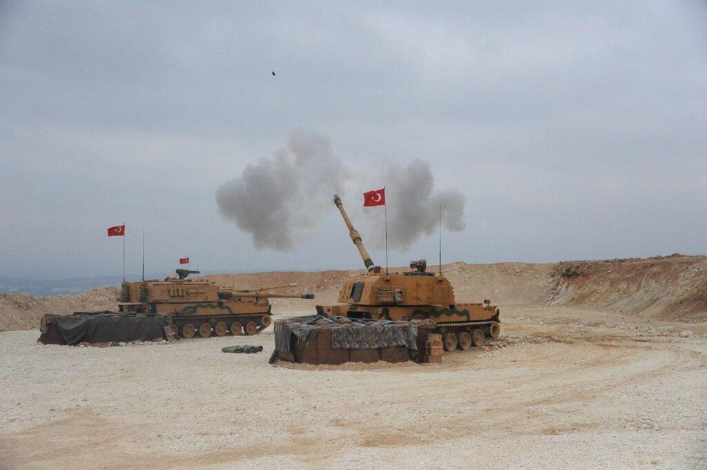 турецький танки