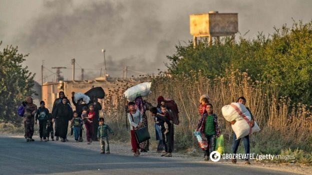 Туреччина продовжує наступ на Сирію: як проходить військова операція