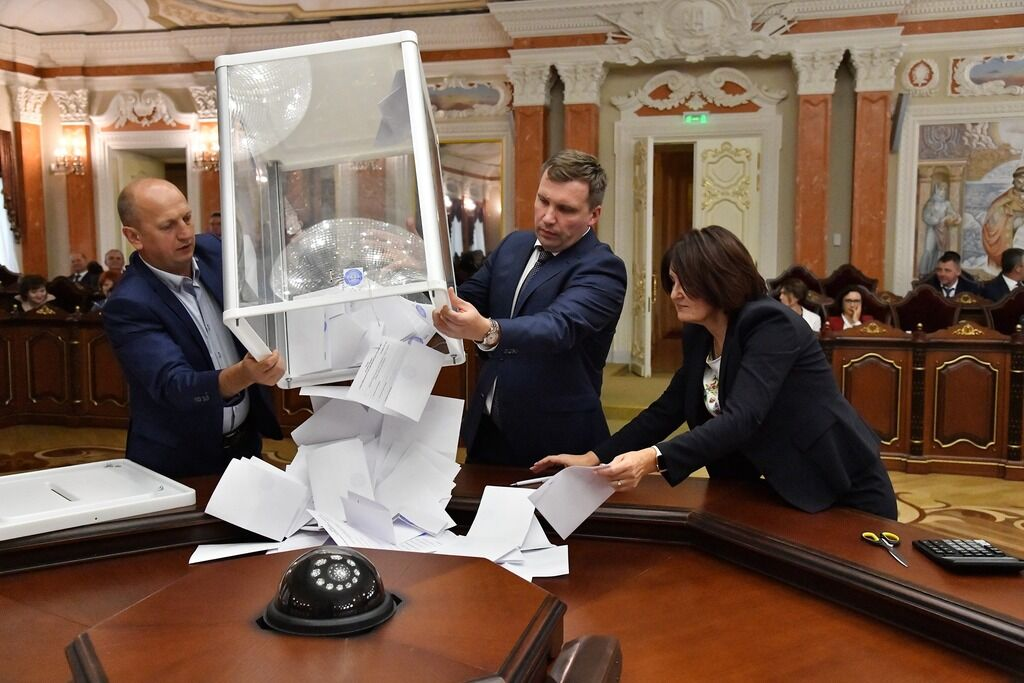 В Верховном суде Украины