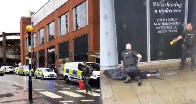 """У Англії напали на відвідувачів """"Старбакс"""""""