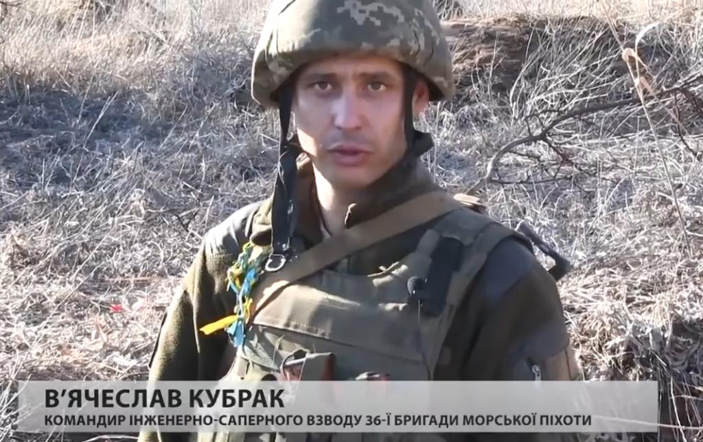 """У 2017 році """"Військове телебачення України"""" знімало сюжет про Кубрака"""