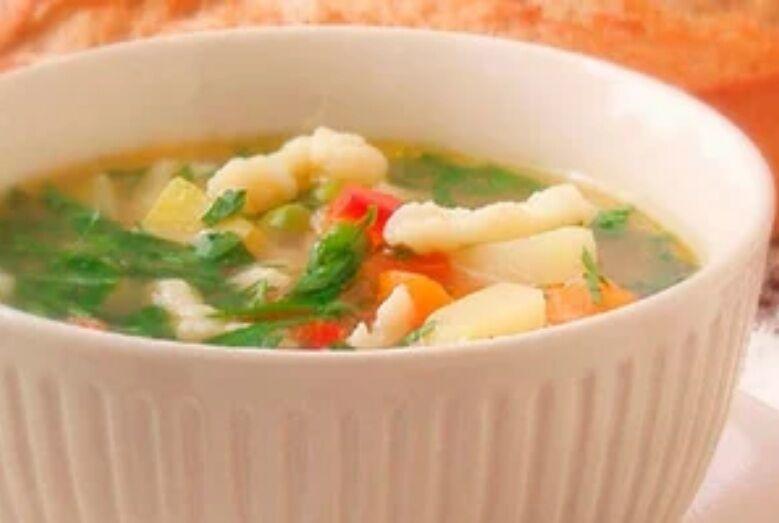 Рецепт неймовірно смачного овочевого супу без засмажки