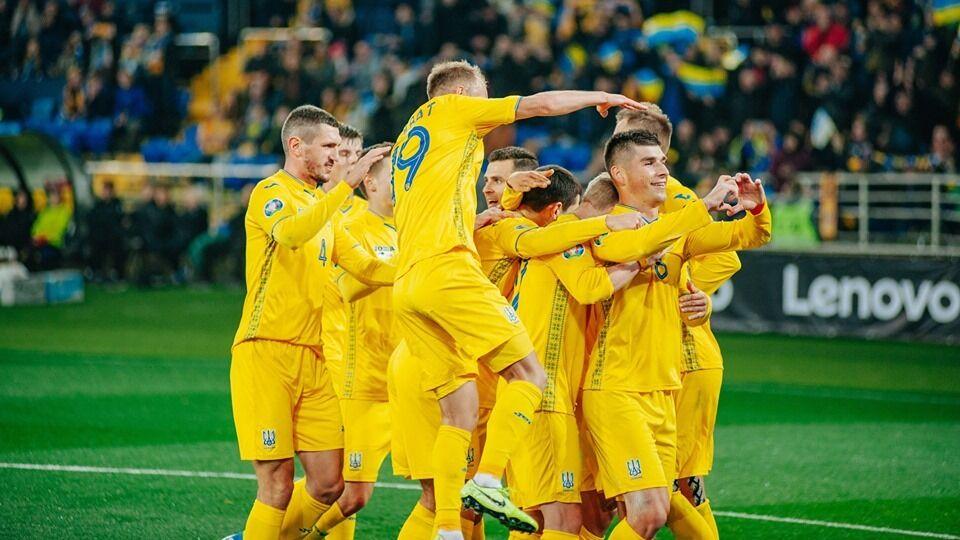 В шаге от финала: Украина добыла ключевую победу в отборе Евро-2020