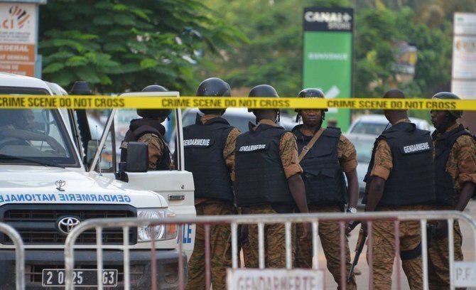 В Буркина-Фасо расстреляли мечеть