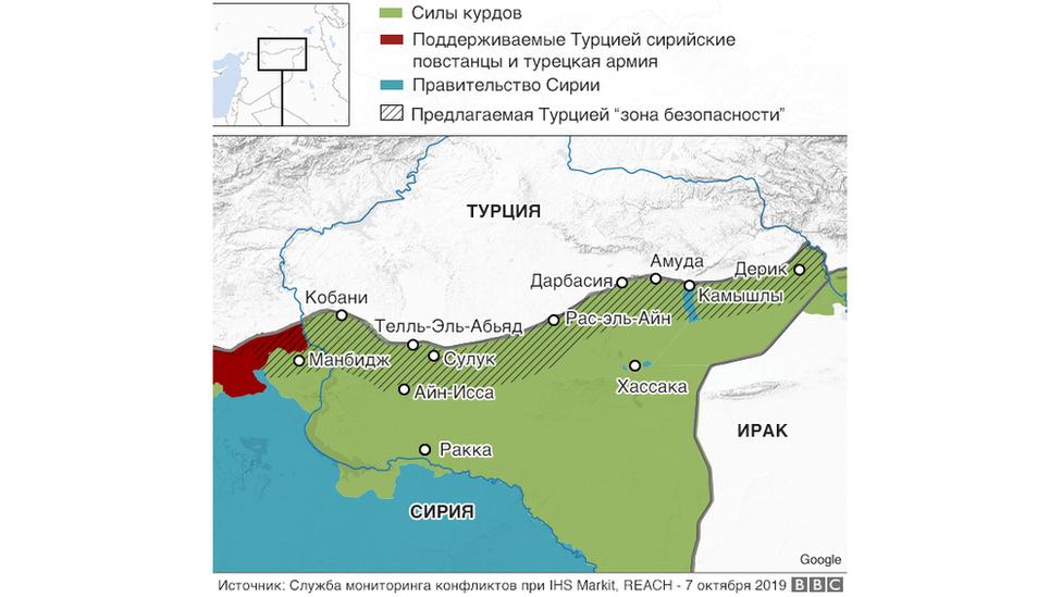 Турция подступилась к новым целям в Сирии: 50 жертв
