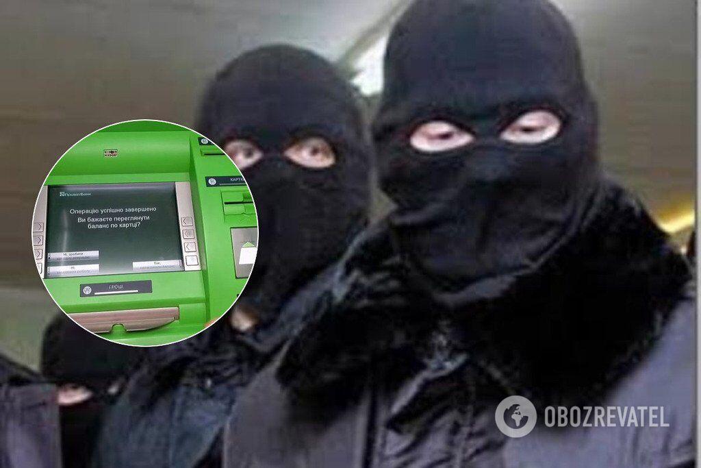 У Києві стався вибух біля банку: поліція шукає злочинців