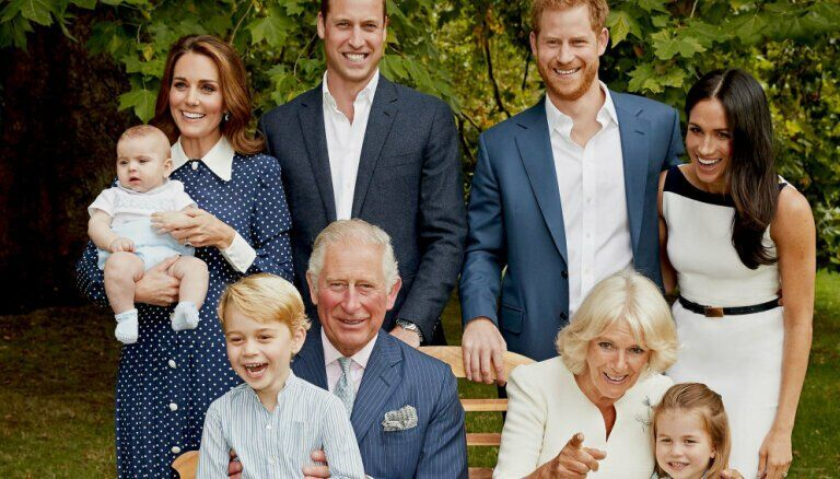 Міддлтон заборонила принцу Чарльзу бачитися з онуком