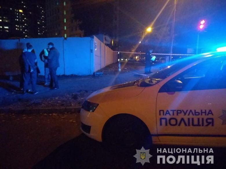 В Шевченковском районе застрелили мужчину