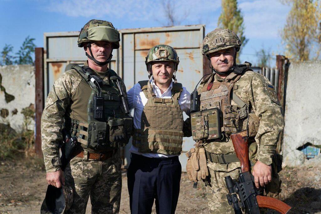 Зеленский готовит почву для нового наступления на Донбасс