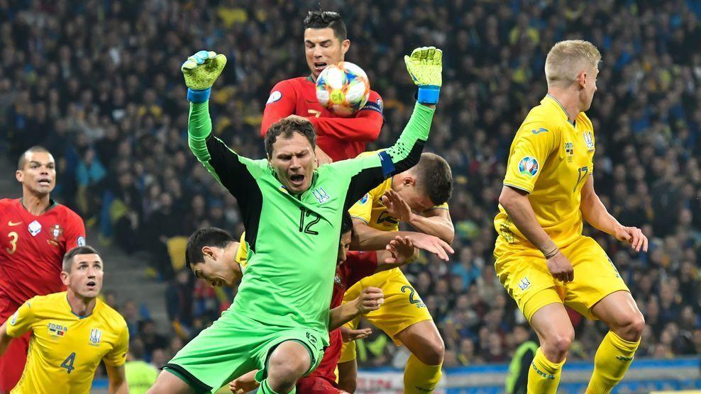 Україна - Португалія