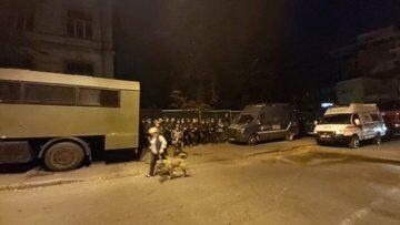Протести на Майдані отримали жорсткий поворот: фото і відео