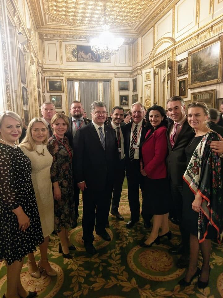 Кулуари Парламентської асамблеї НАТО