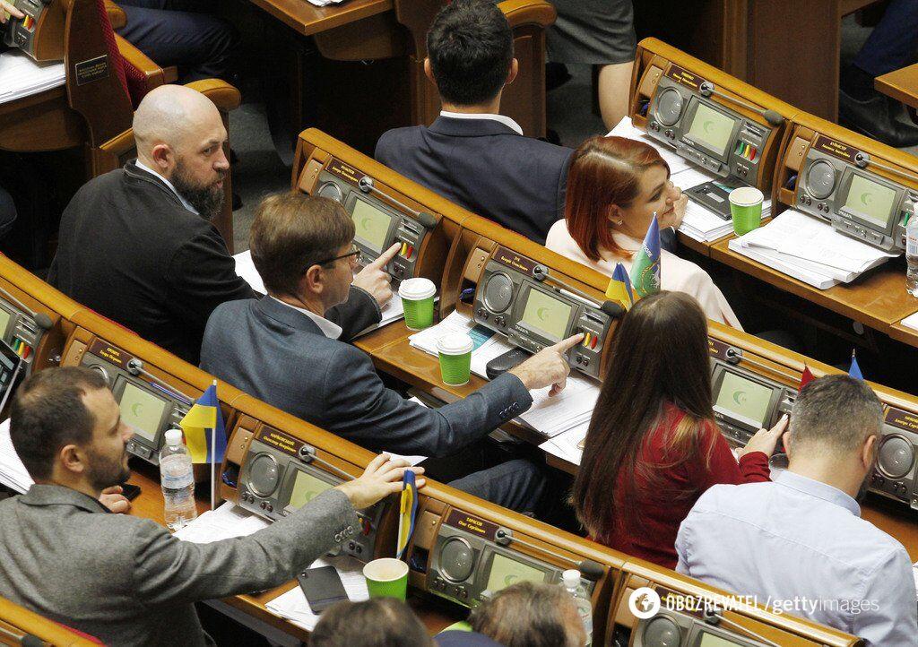 Монобільшість Ради придумала покарання для прогульників