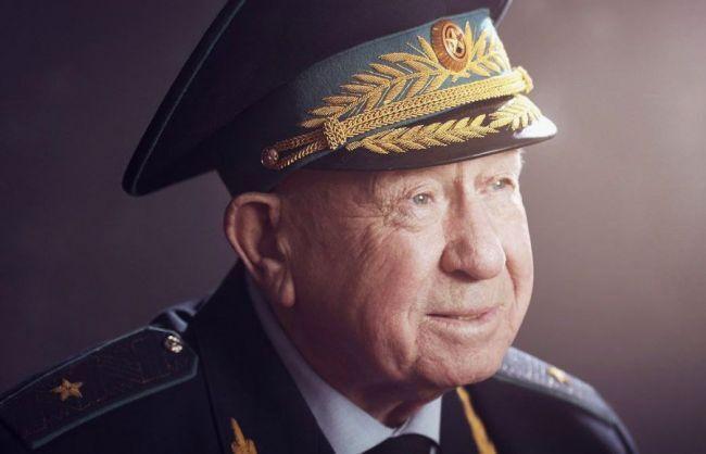 Леонов умер в 85 лет