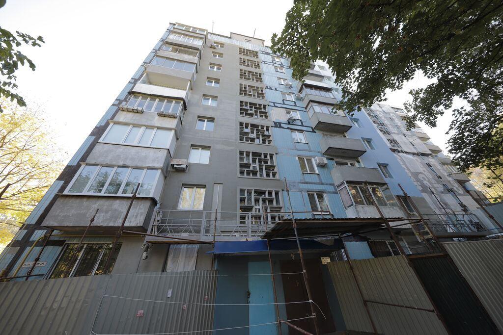 У Дніпрі ОСББ утеплюють будинки завдяки міській програмі співфінансування