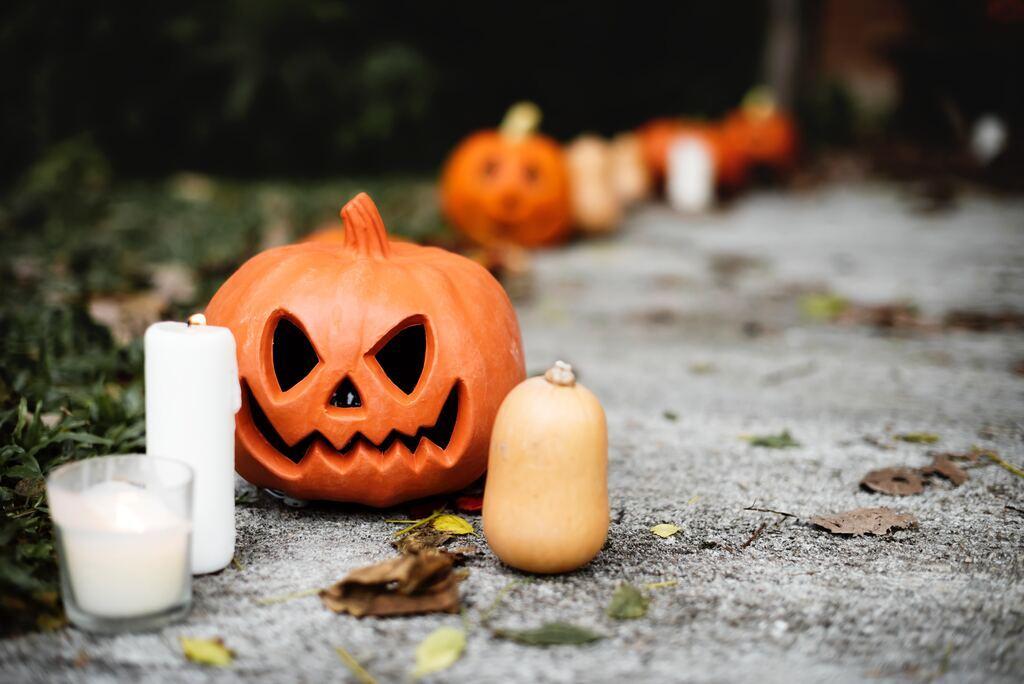 Хэллоуин отмечают в ночь с 31 октября на 1 ноября
