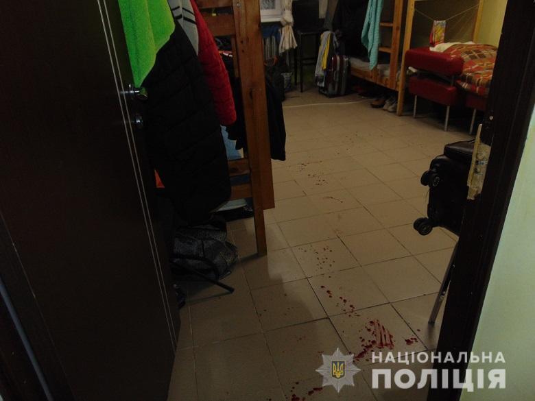 У хостелі Києва трапилася бійка за меблі