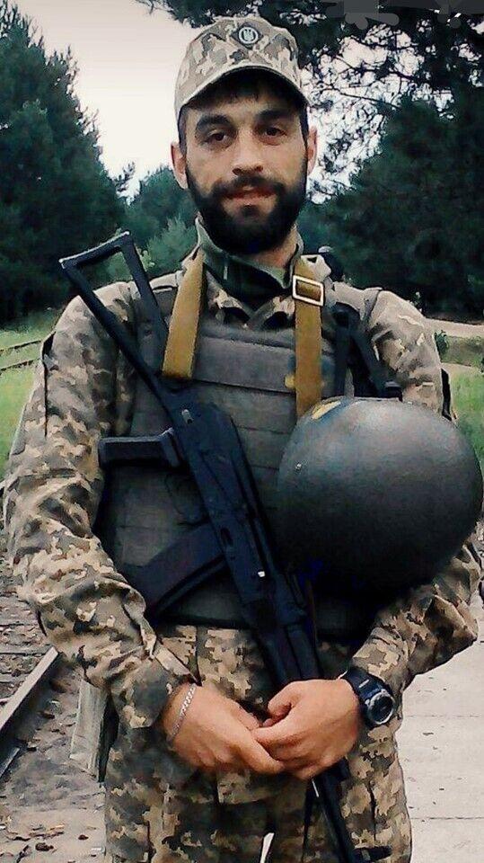 На Донбасі вбили Юрія Громовича