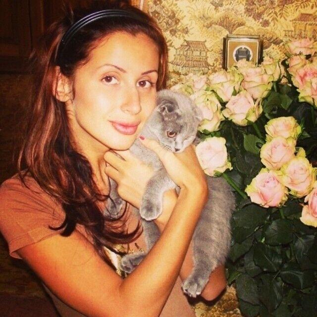 Светлана Лобода в молодости