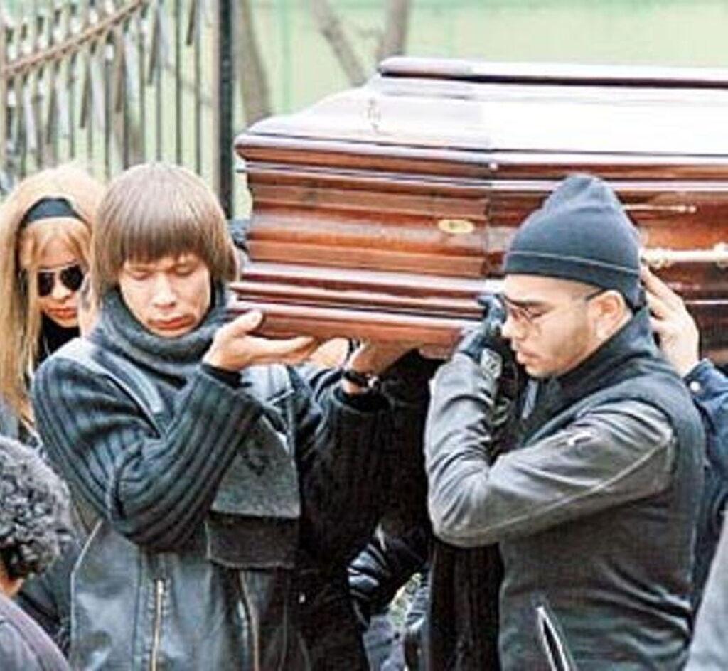Похорон Ратміра Шишкова
