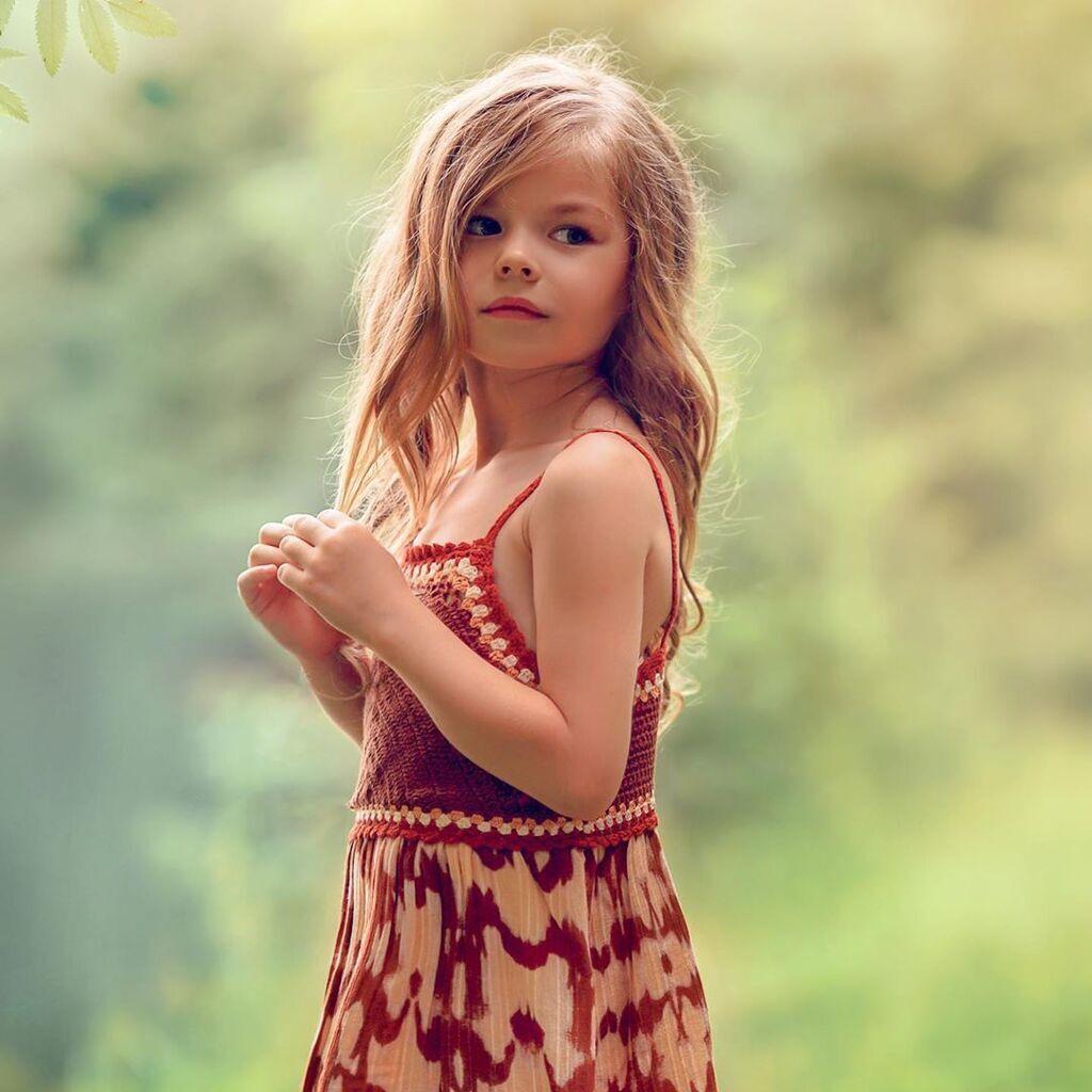 Алина Якупова - самая красивая девочка мира