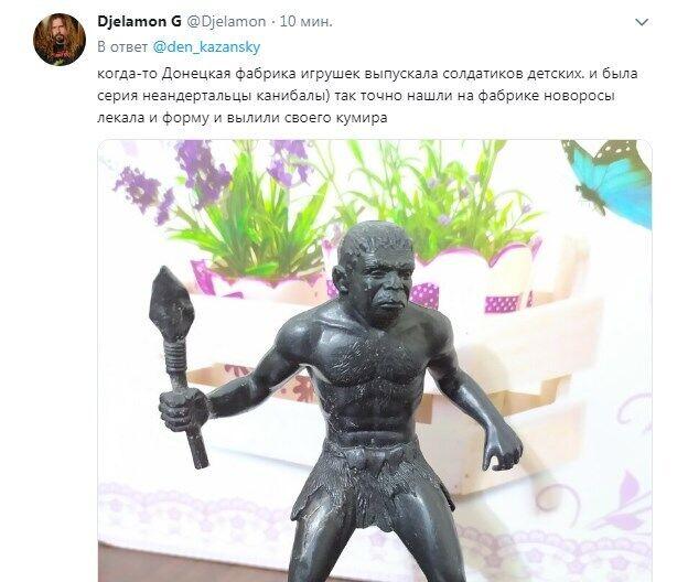 """""""В ОРДЛО уже не знают, кто это!"""" Бюст убитого Захарченко взорвал сеть"""