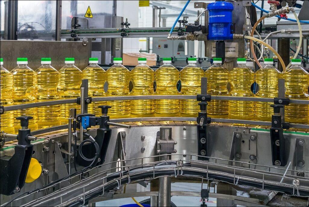 Украина – крупнейший экспортер подсолнечного масла в мире