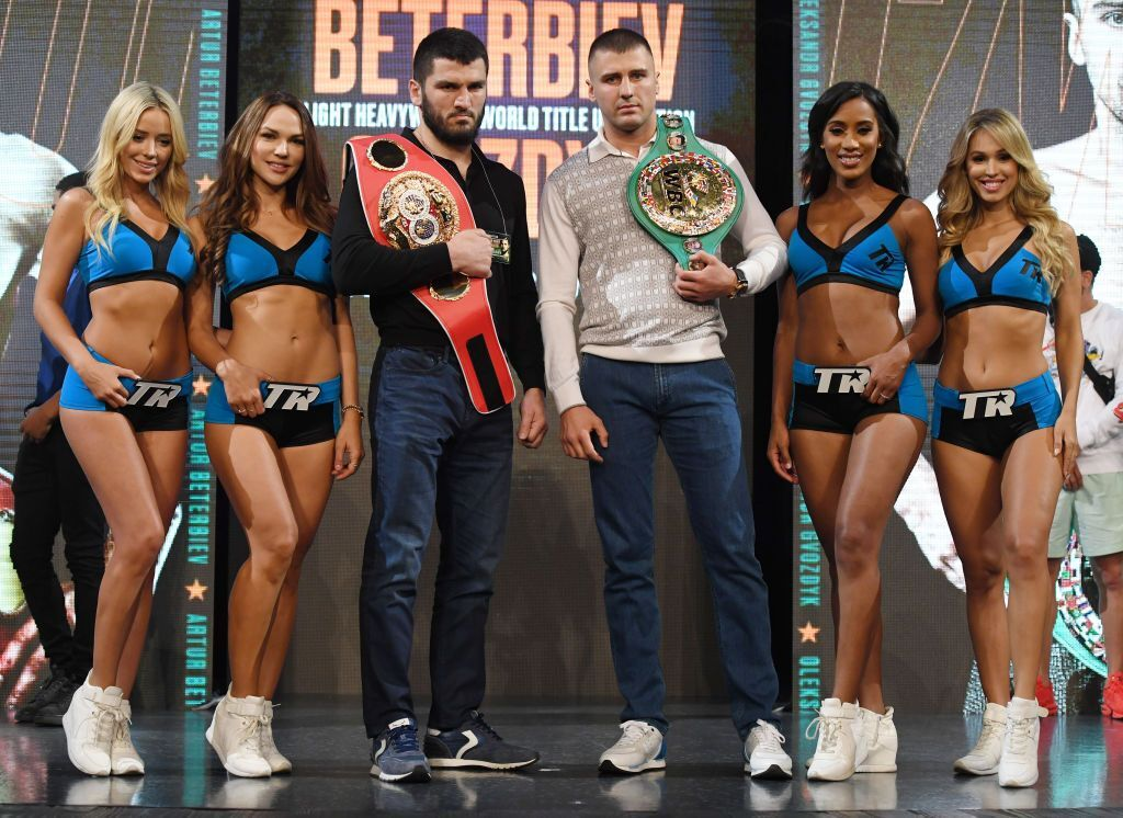 Гвоздик – Бетербиев: прогноз букмекеров на чемпионский бой