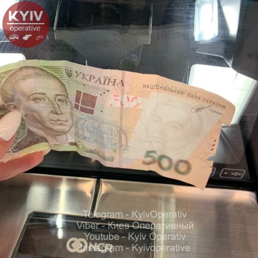 В столице нашли фальшивые деньги