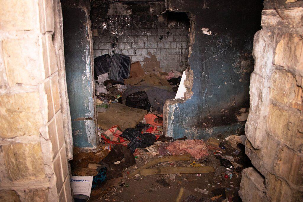 В Киеве в туалете на стадионе нашли мертвого мужчину
