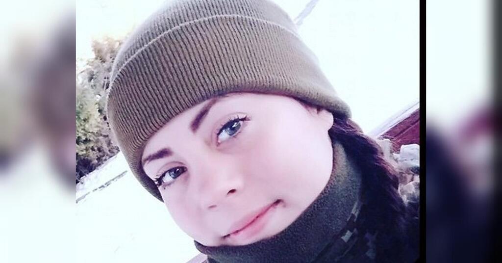 Загибла Анастасія Вітовська з Попасній