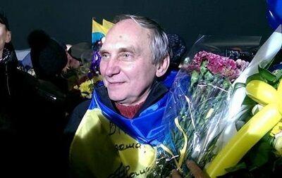 Колишній в'язень, вчений Ігор Козловський ледь не позбувся пенсії