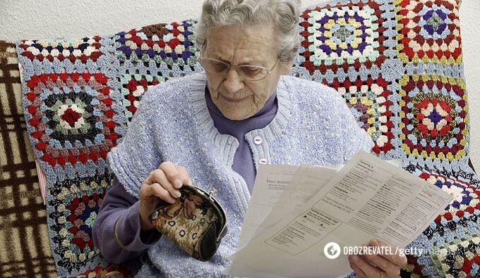 Жінки можуть вийти на пенсію раніше, але допомогу отримають тільки якщо не працюватимуть