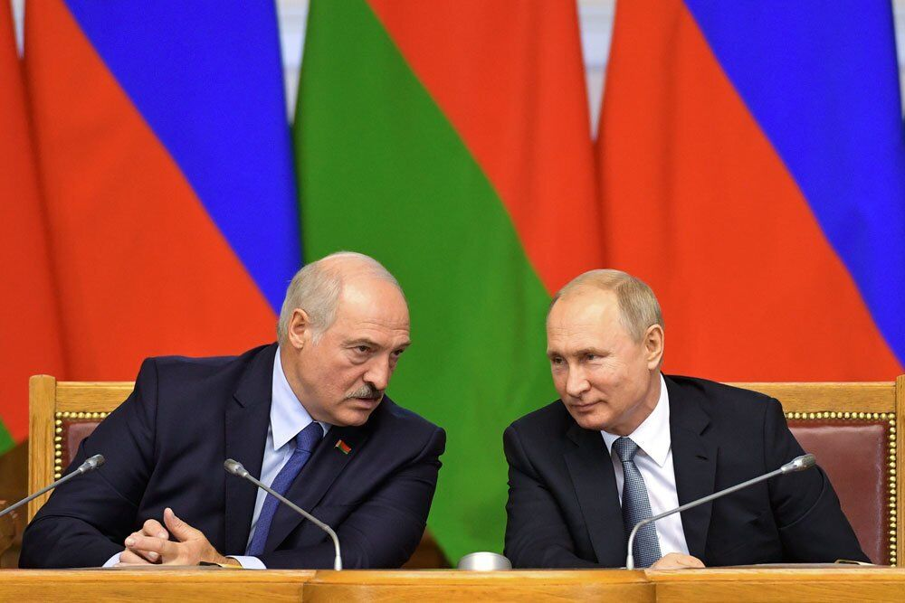 Росія почала шантажувати Білорусь