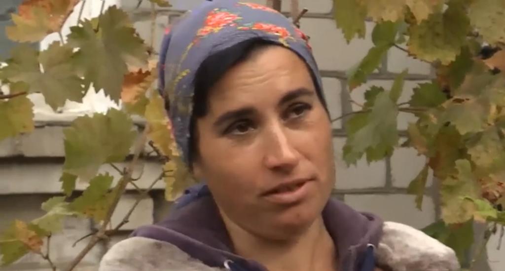 Жена россиянина