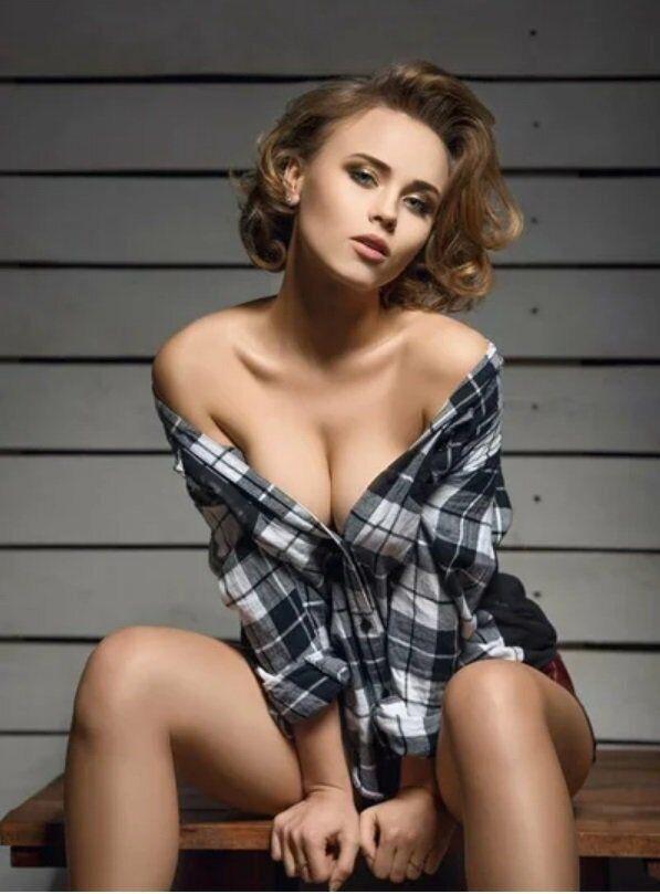 "Анна Кошмал сналась для ""Maxim"" (2015 год)"