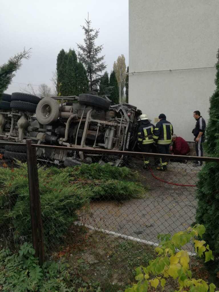 Під Києвом у селі Віта-Поштова у понеділок, 21 жовтня, трапилася ДТП з потерпілим