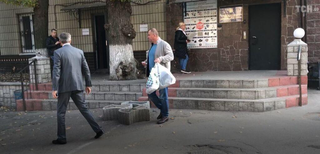 Олег Гладковский вышел из СИЗО