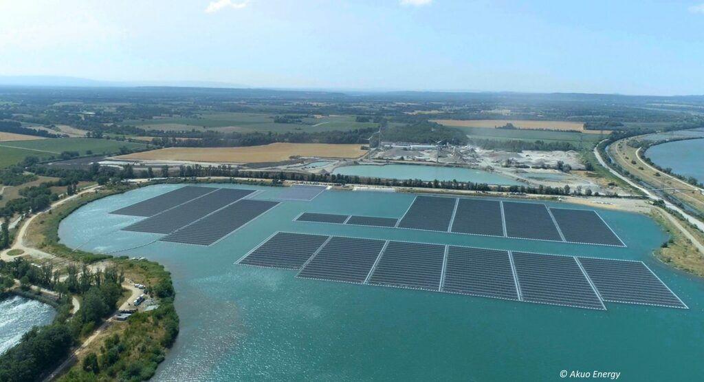 Солнечная электростанция O'MEGA1