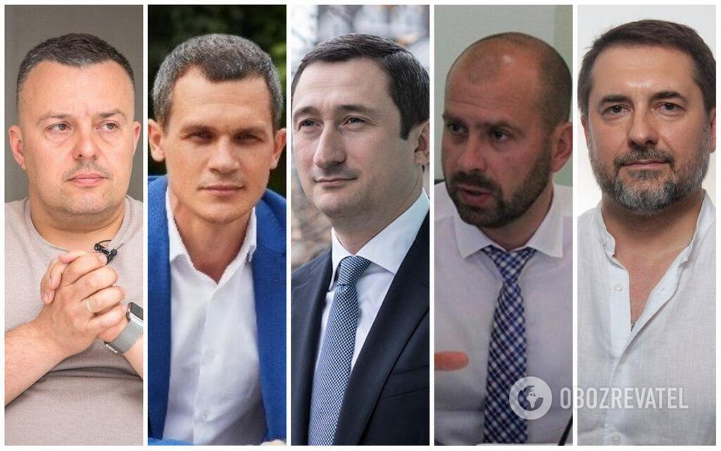 Новые главы ОГА