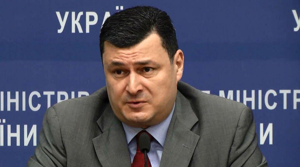 Колишній міністр охорони здоров'я України Олександр Квіташвілі