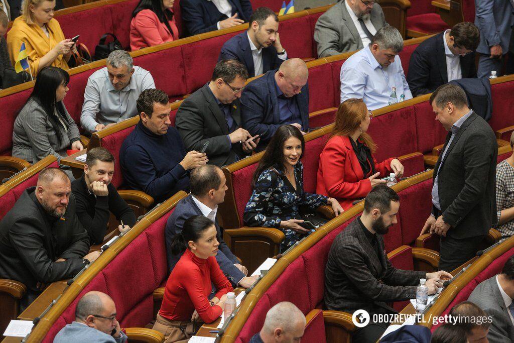 """Детектор лжи """"Слуги народа"""": почему в Раде заговорили о подкупе нардепов"""