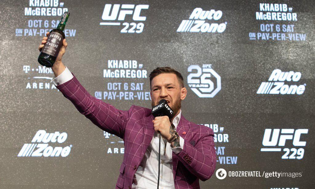 Конор в Києві: зірка UFC - про Усика, Хабіба та багато іншого