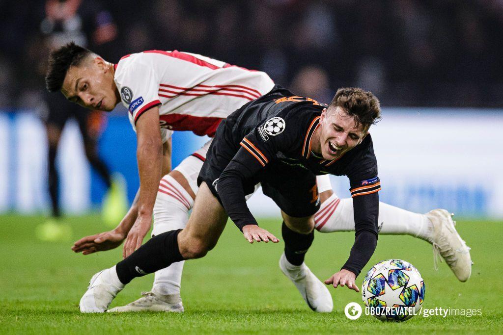 Провал Ракицкого и рекорд Месси: результаты Лиги чемпионов